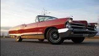 1965 Pontiac Bonneville Walk Around HD!!