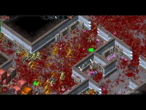 Alien Shooter Full Game All Secrets (Hard)
