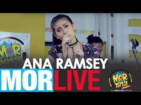 MOR Live: DJ Ana Ramsey with