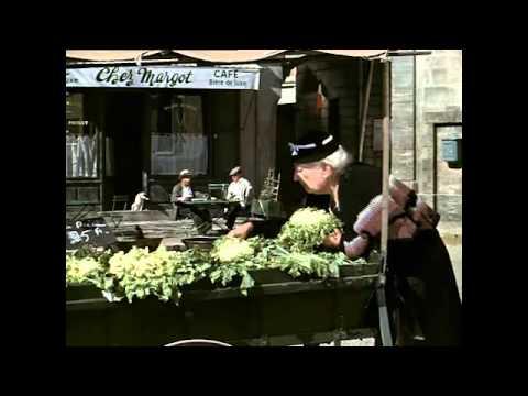 Mon Oncle Marketplace Scene (Jacques Tati, 1958)