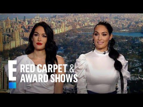 Nikki & Brie Cried Watching the Total Bellas Season 4 Premiere  E Red Carpet & Award Shows