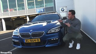 BMW 2018 650i Gran coupe - NEW Review Full Interior Exterior - Brutal Exhaust sound