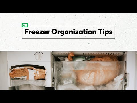 How to Organize Your Freezer | Consumer Reports