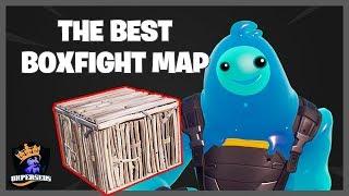 The Best Box Fight Map In Creative (1V1/2V2/3V3/4V4)