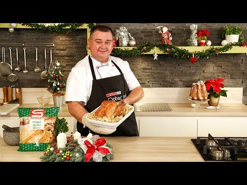 Božićna purica s mlincima by Špiček