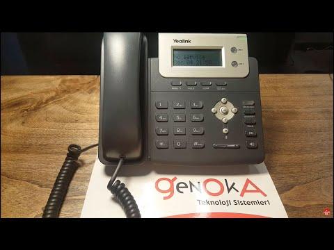 Yealink Ip Telefon Kurulum Ve Ayarları