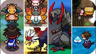 Pokémon Black 2 & White 2 : All Special Pokémon Locations & Catch (HQ)