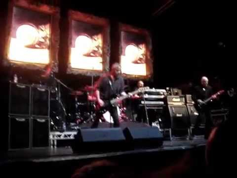 Peaches - The Stranglers Live Glasgow O2 Academy (Feb 28th 2014)