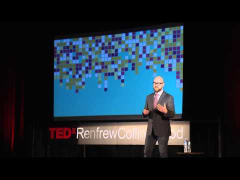 Conflict Is The Key | Steve Fisher | TEDxRenfrewCollingwood
