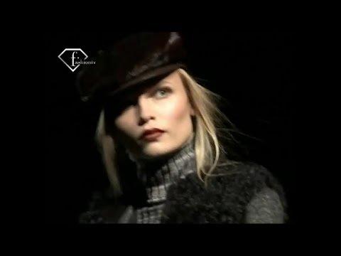 FashionTV | First Look Milan F/W 08-09 Ferretti - Armani - DOLCE & GABBANA