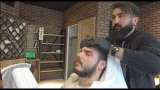 Download ASMR Turkish Barber Face, Head and Body Massage 249 Mp3 and Videos