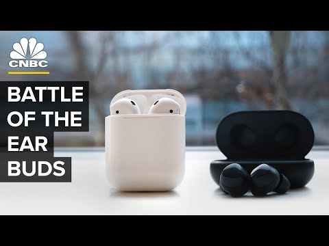 Are Apple's AirPods Better Than Samsung's Galaxy Buds? Mp3