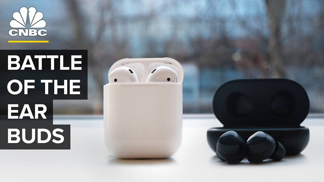 643006c7073 Are Apple's AirPods Better Than Samsung's Galaxy Buds? - YouTube