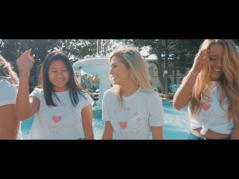 Chapman University | Pi Beta Phi 2018