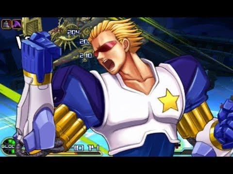 Project X Zone 2 English - Chapter 37: Cypher Punk