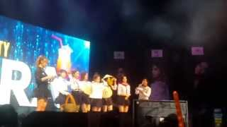 150110 T-ara Fan Meeting In Vietnam  [Full HD Cam]