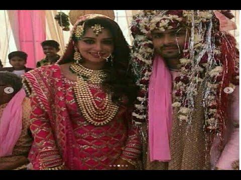 WEDDING PICS: Dipika Kakkar and Shoaib Ibrahim made the most beautiful  BRIDE and GROOM !