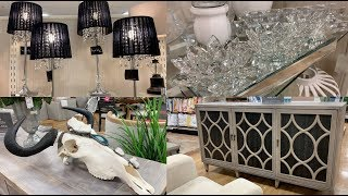 �SHOP WITH ME AT HOME GOODS SO HOME DECOR IDEAS �