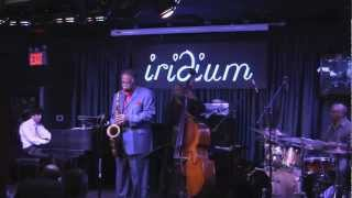 "Joe Alterman, Houston Person, James Cammack, Lewis Nash - ""Blue Moon"" - at the Iridium"