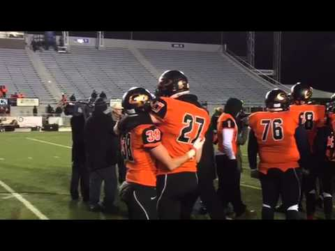 2015 Cathedral Prep Football Erie Pa Youtube