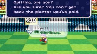 Paper Mario TTYD - Plane game 598.12 (TAS)