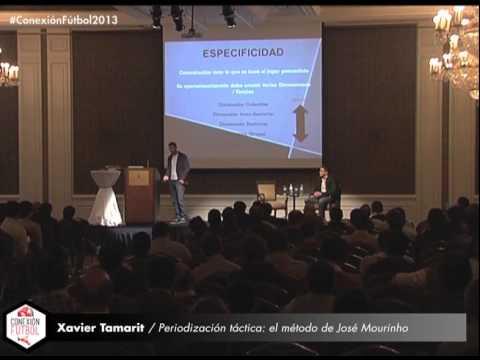 Periodización Táctica. El método Mourinho - Xavier Tamarit (ayudante técnico de Mauricio Pellegrino)