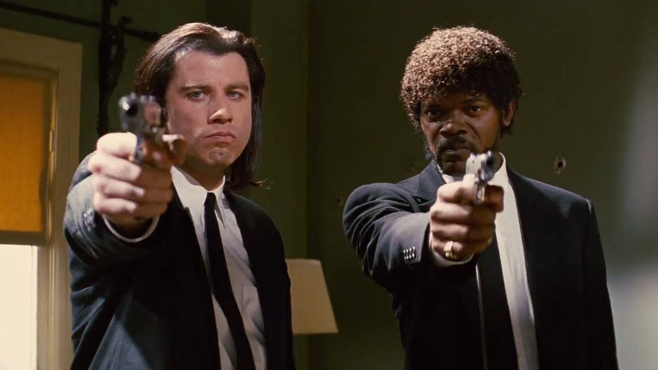 the hidden references to religion and the bible in the movie pulp fiction by quentin tarantino
