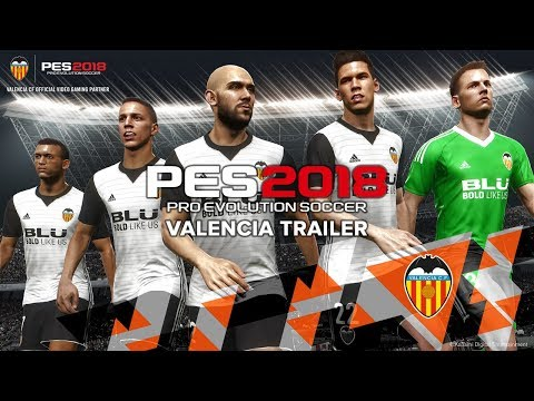 KONAMI se convierte en Official Video Gaming Partner del Valencia CF