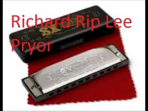 Richard Rip Lee Pryor-  Shake Your Boogie - Nobody But Me  2014