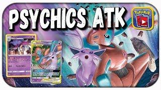 ✪ Pokémon TCG - Malamar Psychics Deck! Só Psíquicos! #DECKTEST