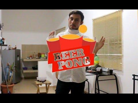 """""""Beer pong"""" Juegos"""