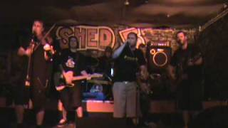"Sydney City Trash - ""kill Alan Jones"" (live @ Shed 5)"