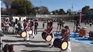 2017年12月9日芝原小学校で開催されました「みむろっ子祭り」での演奏で...