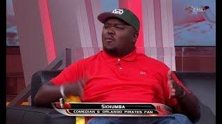 Thursday Night Live : Skhumba & Gen. Bantu Holomisa