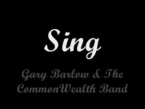 Sing - Gary Barlow & CommonWealth ft. Military Wives (Karaoke)