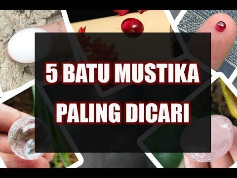 INILAH 5 Batu Mustika Paling Dicari Di Indonesia, No 5 Mencengangkan