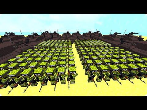 💣Третья Мировая Война [ЧАСТЬ 1] Call of duty в Майнкрафт! Война в Майнкрафт! - (Minecraft - Сериал)