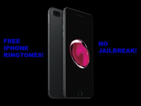 Free iphone ringtones 2017 no jailbreak! - How to