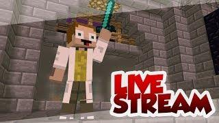 [GEJMR] Minecraft - Stream z Miniher! #4 s Jirkou, Kelem a Lakotýrem