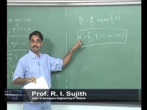 Mod-01 Lec-23 Lecture 23 : Galerkin Technique for Thermoacoustics