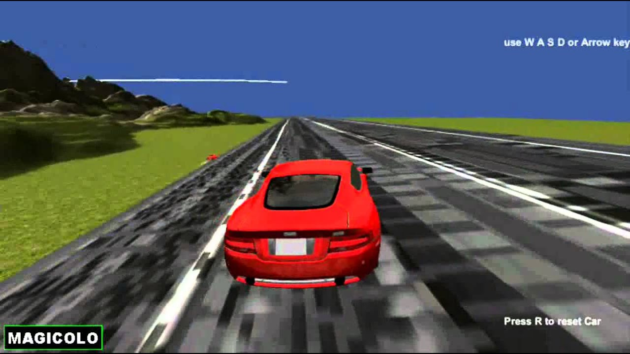 Just Car - Y8 3D free game made with Unity3D 2014 - YouTube