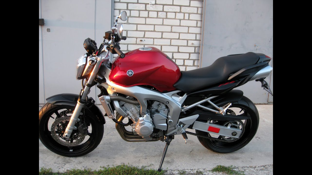 Yamaha Red
