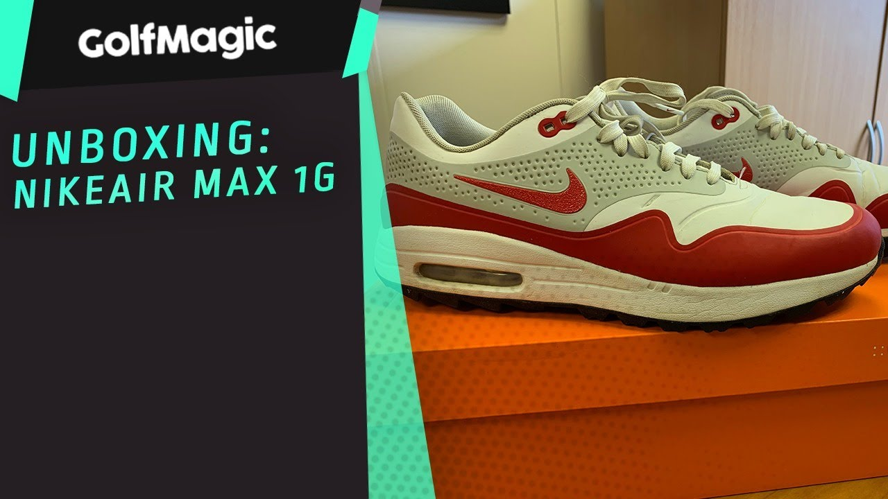 UNBOXING Nike Air Max 1G