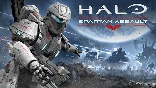 Halo: Spartan Assault - PC Gameplay