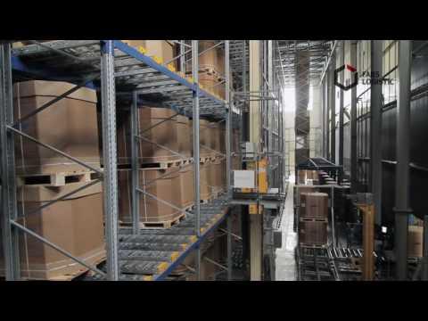 Работа Solvo.WMS на складе компании Европласт в Екатеринбурге