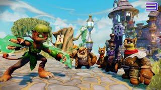 Skylanders: Trap Team - PS3 Gameplay (RPCS3)