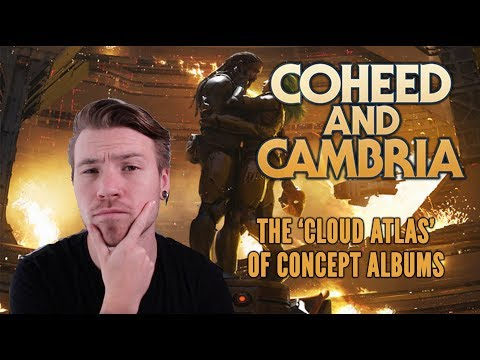 Coheed And Cambria - 'The Unheavenly Creatures' - (Review)