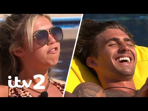 Belle's Impression of Maura Leaves the Islanders in Hysterics | Love Island: Unseen Bits 2019