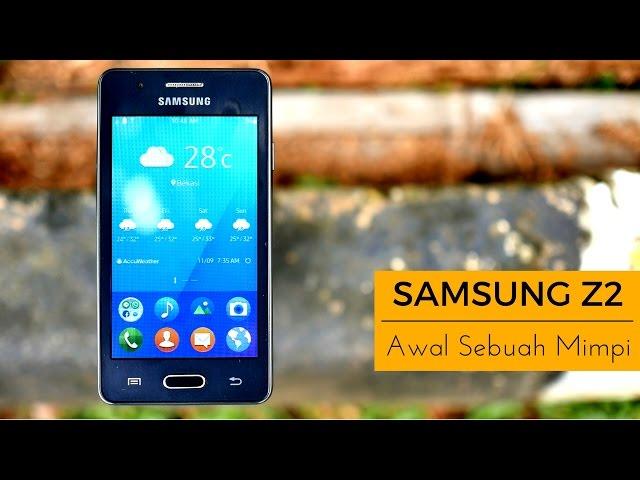 Harga Samsung Z2 Terbaru Dan Spesifikasi