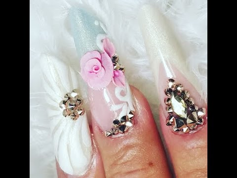 Fancynail design by tones products youtube fancynail design by tones products freerunsca Image collections
